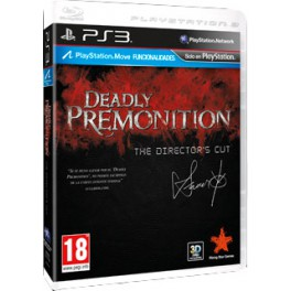 Deadly Premonition The Directors Cut - PS3