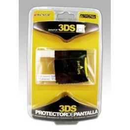 PROTECTOR DE PANTALLA + GAMUZA 3DS XL WOXTE