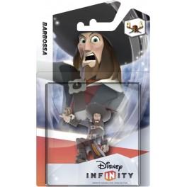 Figura Disney Infinity Barbossa (Piratas del Carib