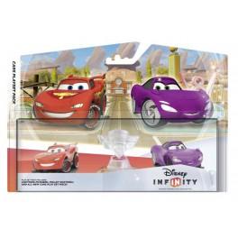Pack de Figuras Disney Infinity PlaySet Cars (2 fi