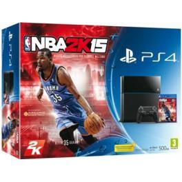 Consola PS4 500GB + NBA 2K15