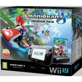 Consola Wii U Premium Pack Mario Kart 8