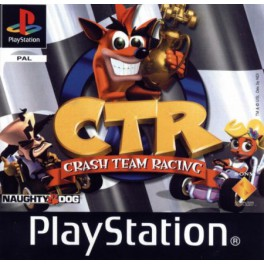 CTR Crash Team Racing - PSX