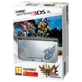 Consola New 3DS XL Monster Hunter 4 Edition