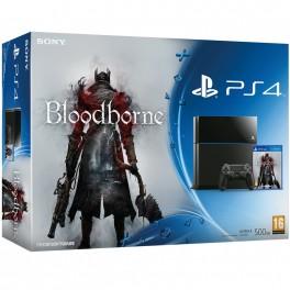 Consola PS4 500GB + Bloodborne