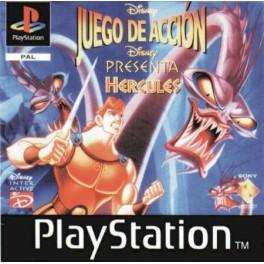 Disney presenta Hercules (Platinum) - PSX