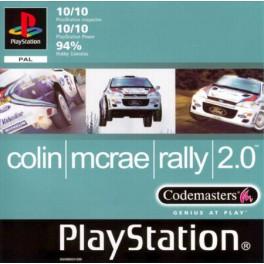 Colin Mcrae Rally 2.0 - PSX