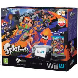 Consola Wii U Premium + Splatoon