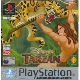 Disney Tarzan (Platinum) - PSX