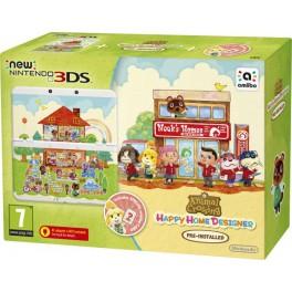 Consola N3DS Edición Animal Crossing + AC H