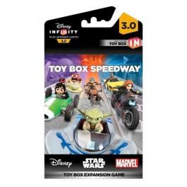 Disney Infinity 3.0 Disney Toy Box Speedway - Wii