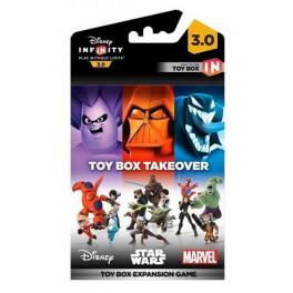 Disney Infinity 3.0 Disney Toy Box Takeover - Wii