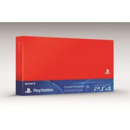 Cubierta Custom Faceplate Rojo - PS4