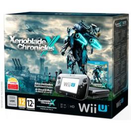 Consola Wii U Premium + Xenoblade Chronicles X + M
