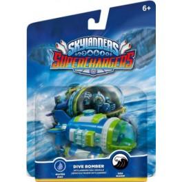 Skylanders Superchargers Vehicles Dive Bomber