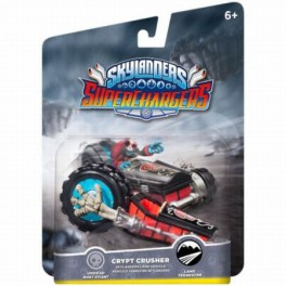 Skylanders Superchargers Vehicles Crypt Crusher