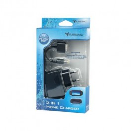 Subsonic 2 en 1 Home Charger - PS Vita