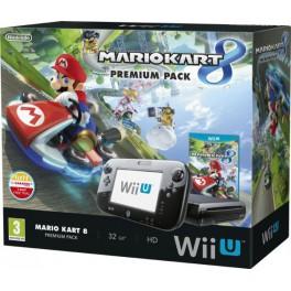 Consola Wii U Premium Pack + Mario Kart 8