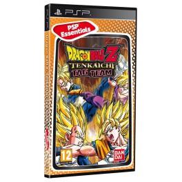 Dragon Ball Z Tenkaichi Tag Team Essentials - PSP