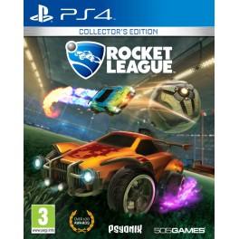 Rocket League: Collector´s Edition - PS4