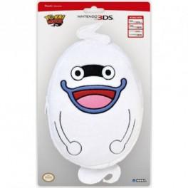Funda de felpa Yo-Kai Watch Whisper - N3DS/N3DSXL
