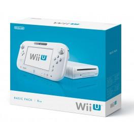 Consola Wii U Blanca Pack Basico