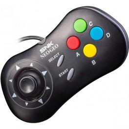Gamepad Neo Geo Mini Negro - Retro