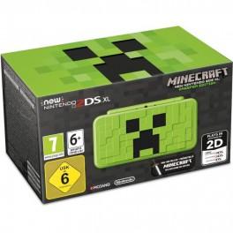 Consola 2DS XL Edicion Minecraft