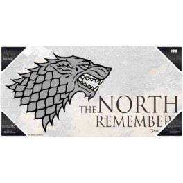 Poster Vidrio Juego de Tronos North Remember 60x30