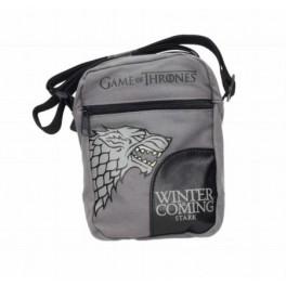 Bolsa pequeña Canvas Juego de Tronos Stark