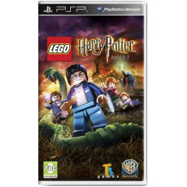 LEGO Harry Potter: Años 5-7 - PSP