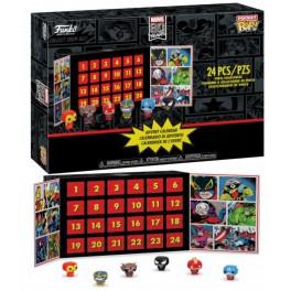 Calendario Adviento Funko POP Marvel