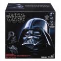 Réplica Casco Darth Vader Hasbro Black Seri