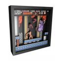 Cuadro Pixel Frames Castlevania NES 15x15