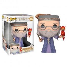 Figura POP Harry Potter 110 Dumbledore Fawkes 25cm
