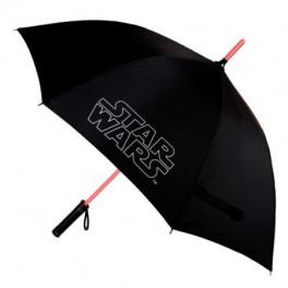 Paraguas manual Light Saber Star Wars