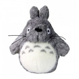 Peluche Studio Ghibli Gran Totoro gris 20cm
