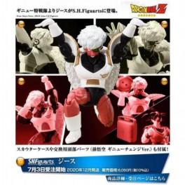 SH Figuarts Dragon Ball Z Jiece Ginyu Force