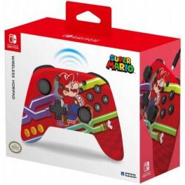 Mando Wireless Horipad Super Mario - Switch