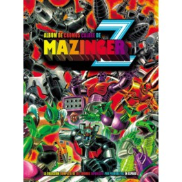 Album de cromos Cablee de Mazinger Z
