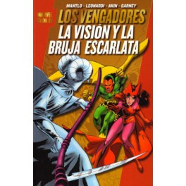 Los Vengadores. La Visión y la Bruja Escarl
