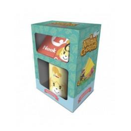 Caja Regalo Animal Crossing Isabelle