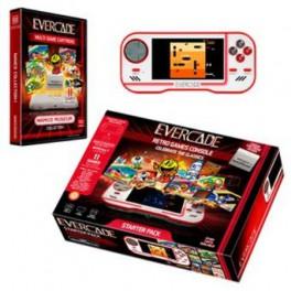 Consola Evercade Starter Pack